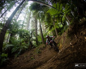 Toutes les photos de l'Enduro World Series 2015 à Rotorua